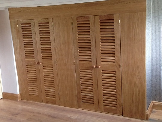 Waterlooville Carpenters - Built In Wardrobes 5G