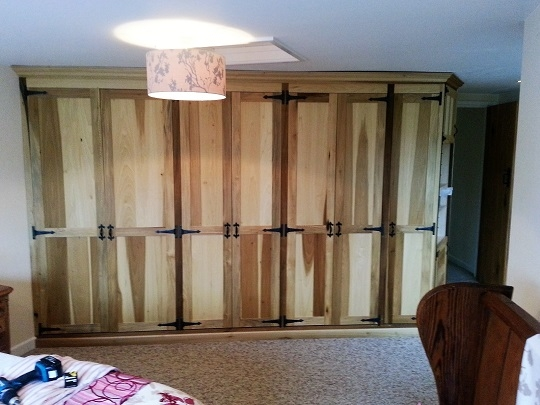 Waterlooville Carpenters - Built In Wardrobes 8G