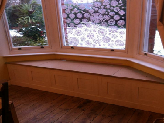 Waterlooville Carpenters -Joinery Flooring 8G