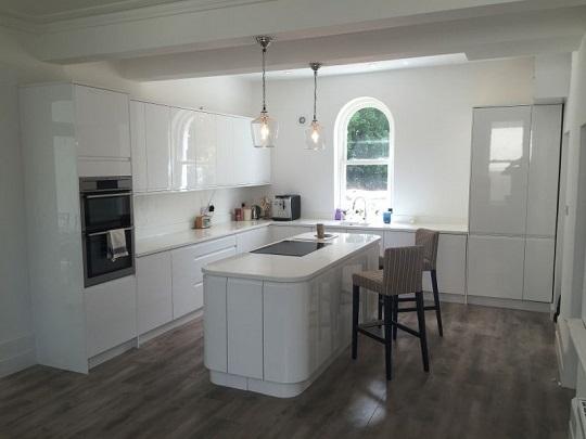 Waterlooville Carpenters -Kitchens 8G
